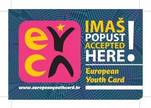 European youth card discount