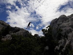 Adventure park Vaganac