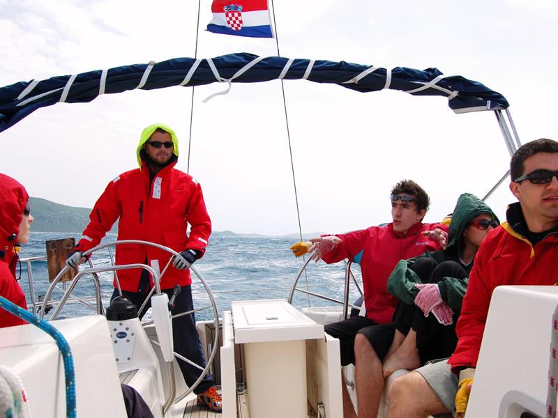 Sailing & diving